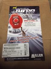 Twin Turbo Fall Limiter 6 Ft Polyester Red Honeywell Miller Mflc 11 Z76ft