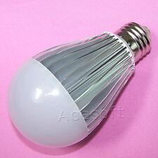 High Power LED E27 16W Pure Solar White 6500K Light Lamp Bulb Energy Saving 110V