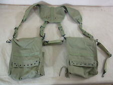 US ARMY WK2 MEDIC SUSPENDERS SYSTEM + POUCHES HARNESS - Koppeltragegestell SANI