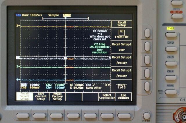 NewScope-T1 LCD display kit for Tektronix TDS 744A 754C 754D 544A Oscilloscopes