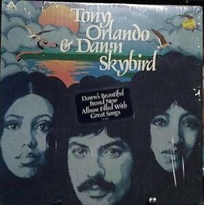 TONY ORLANDO & DAWN Skybird Album Released 1975 Vinyl/Record Collection US press
