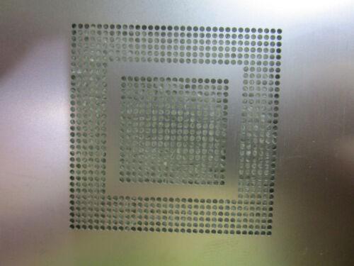 8x8 SDP1002 SDP1001 SDP92 BGA Reball Stencil Template