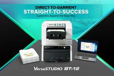 Roland Versastudio Bt 12 Direct Garment Printer