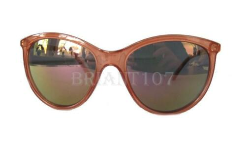 New GUESS GF0307 Pink//Multi-color Mirror Womens Sunglasses $75.00