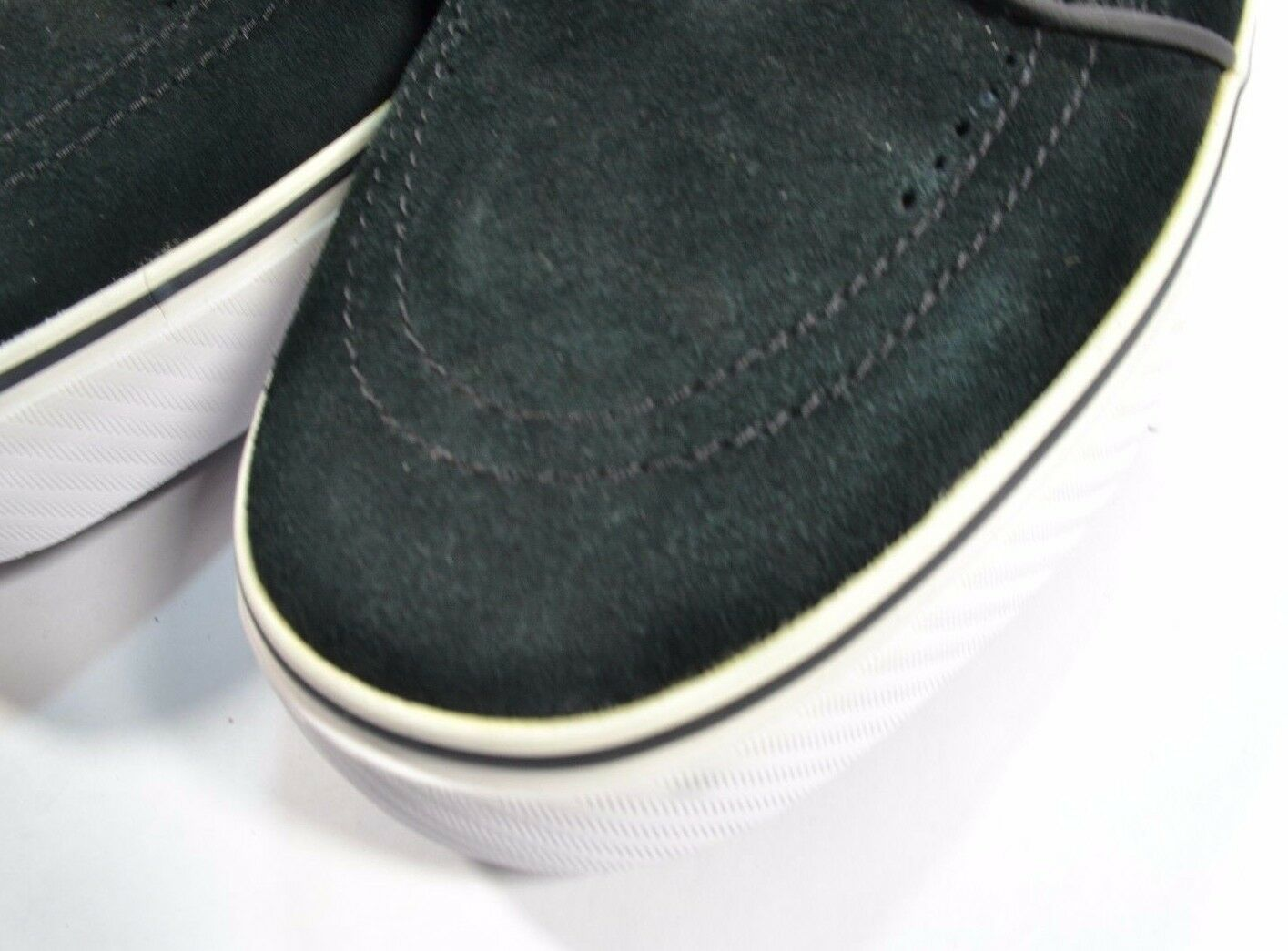 Nike NK ZM ZOOM STEFAN JANOSKI MD Black White White White Suede Discounted (104) Mens Shoes f1a2c0