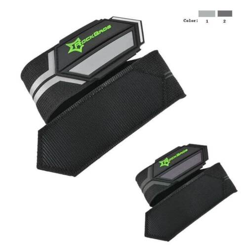 RockBros Bicycle Safety Reflective Belt Outdoor Sports Arm//Wrist//Ankle Band New