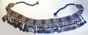 Tribal Coin Belt from Afghanistan