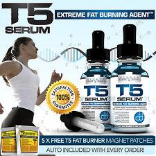 X2 BIOGEN T5 FAT BURNERS SERUM XT- EXTRA STRONG DIET /SLIMMING PILLS ALTERNATIVE