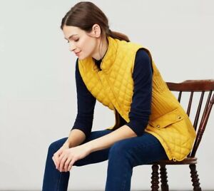 Joules-Bess-Antique-Gold-Jumper-Size-8-New-with-Tags