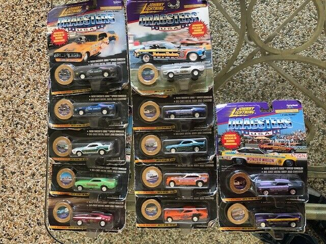 Lot of 12 Johnny Lightning collectibles collectibles collectibles cars 3d80f6