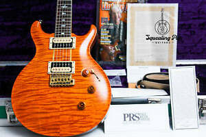 """PRS USA Private Stock Howard Leese Eagle #2172 """"Vintage Yellow"""" (2009) **"""