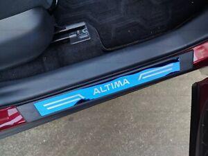 für Nissan Altima Auto Zubehör Teile Einstiegsleisten Beschützer Stoßstange 2019