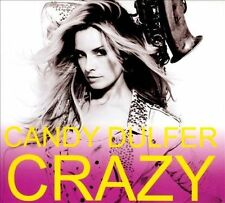 Candy Dulfer - Crazy - New factory Sealed CD