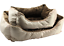 MaxiPet-Deluxe-Soft-Washable-Dog-Pet-Warm-Basket-Bed-Cushion-with-Fleece-Lining