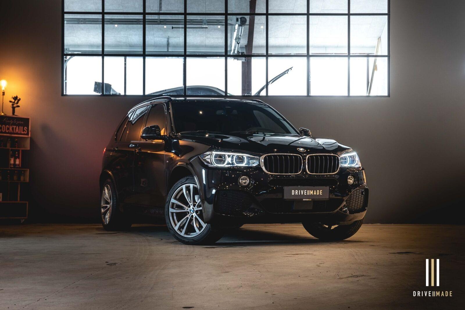 BMW X5 3,0 xDrive30d M-Sport aut. 5d - 4.113 kr.