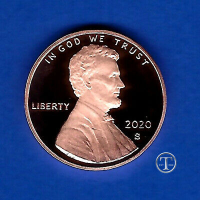 2020 S Lincoln Penny Cent PROOF FIRST STRIKE AIR TIGHT CAPSULE *PRE SALE*