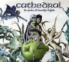 CATHEDRAL - The Garden of Unearthly Delights - CD Digipak - DOOM METAL