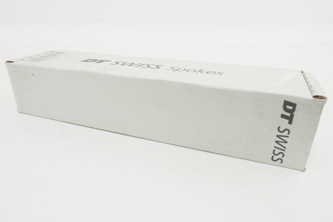 DT Swiss Super Comp Spoke 1.8//1.7//2.0mm 276mm J-bend Black Each