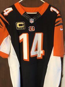 Details about Nike Authentic Onfield Elite Cincinnati Bengals Dalton Jersey Sz. 52