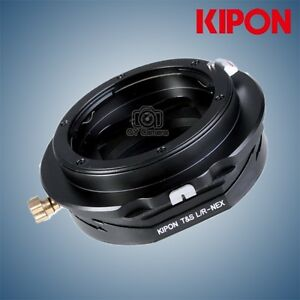 Kipon-Tilt-and-Shift-Adapter-for-Leica-R-Mount-Lens-to-Sony-E-Mount-NEX-Camera