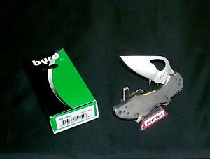 Byrd-BY10P2-Robin-2-Knife-Stainless-Steel-amp-8CR13mov-Blade-Steel-W-Packaging