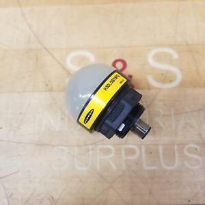 Banner K50LGBY6PQ EZ  5 Pin Indicator Light 0815E USED