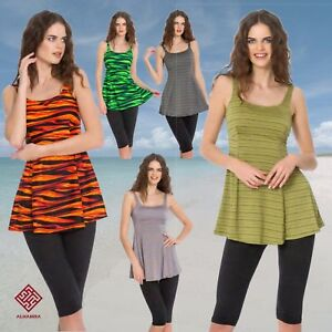 AlHamra-AL7802-Capri-Modest-Burkini-Swimwear-Swimsuit-Muslim-Islamic-Beachwear