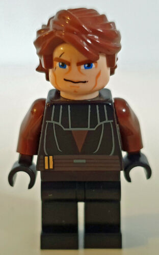 Various Lego Star Wars Clone Wars Minifigs