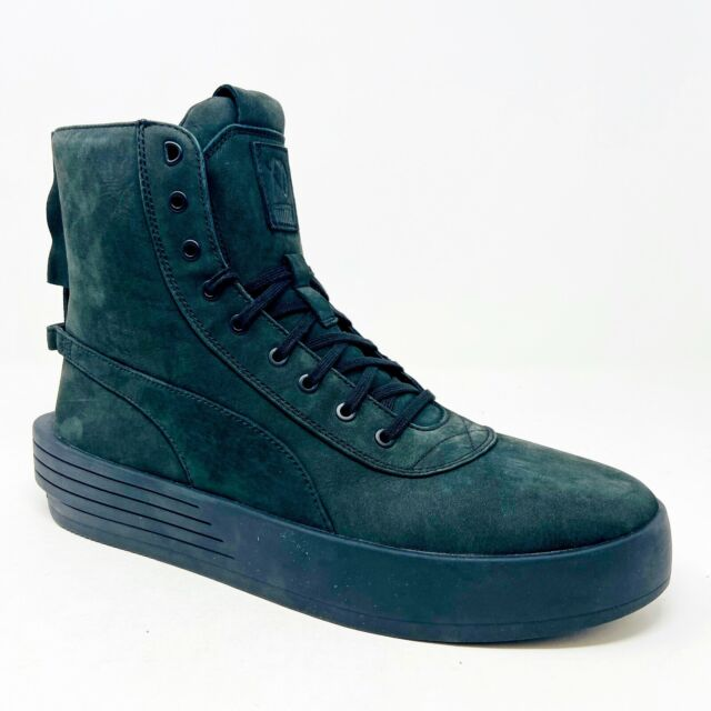 PUMA X XO Parallel Olive Green SNEAKERS