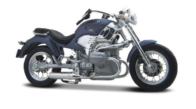 BMW R 1200 C Blu Scala 1:18 Moto modello von Maisto