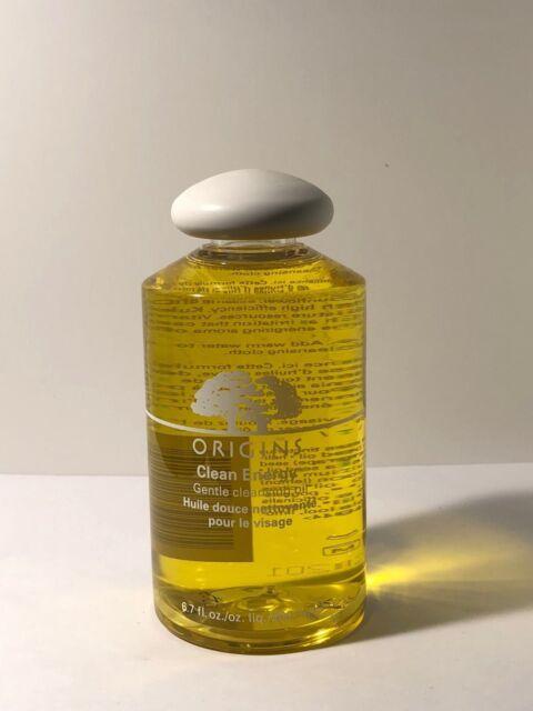 Origins Clean Energy Gentle Cleansing Oil 200 ml 6.7 oz/200 ML NEW