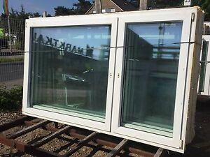 Kunststoff fenster 2 fl gelig 2365x1420 top preis ebay - Fenster 2 flugelig ...