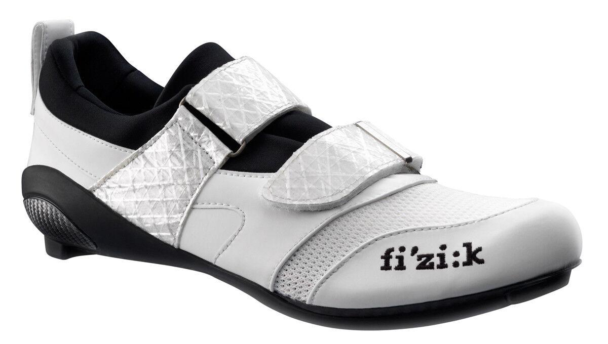 Zapatos de Cochebono FIZIK K1 ciclismo triatlón sprint olímpico Ironman Italia 43 45 46