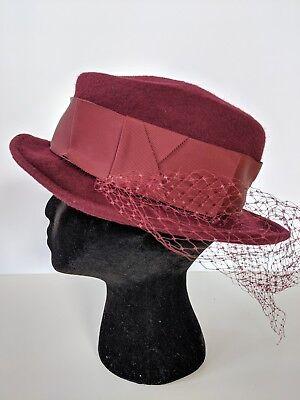 Ribbon Womens Vintage Style Cloche Church Kentucky Derby Oaks Day Sun Hat  A580