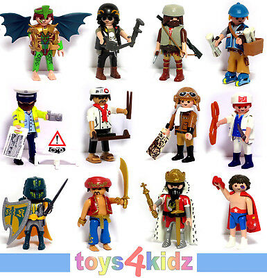 Playmobil Figures 9332 Serie 13 Asia-Kämpfer Sarazenen-Krieger