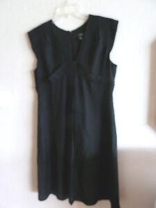 3adc5f8c825c1 Alfani Black Dress Will Double as a Maternity Dress 12P Stylish   eBay