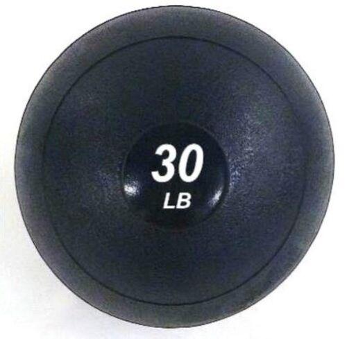 Crossfit Slammer Ball No-Bounce Slam pondérée douce Médecine Fitness Ballon 30 lb environ 13.61 kg