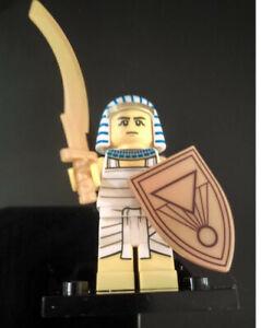 Lego Egyptian Warrior Mini Figure Series 13 MiniFig71008-8