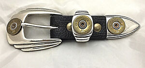 Real-Shotgun-Shell-Three-Piece-Belt-Buckle-Set