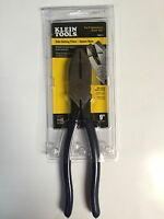 Klein Tools D201-9 Square Nose Side Cutting Pliers