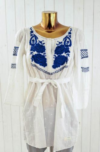 ODD MOLLY Damen Tunika Bluse Oberteil MULAN 3//4 Tunic M511-827 Weiss Gr.1 NEU!!