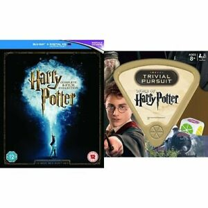Harry-Potter-Complete-8-Film-Collection-Blu-Ray-and-Trivial-Pursuit-Bundle-DVD