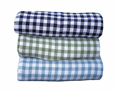 Maine Woolens 100/% Wool Washable Stripe Bed Blanket Throw USA All Sizes Colors