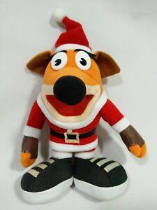 Crash Bandicoot Christmas.Details About Japan Crash Bandicoot Santa Christmas Ufo Prize Plush Toy Playstation 7 Freeems