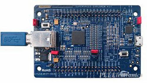 Ciprés semiconductores cyusb3kit-003 Dev Board cyusb301x Controlador Usb