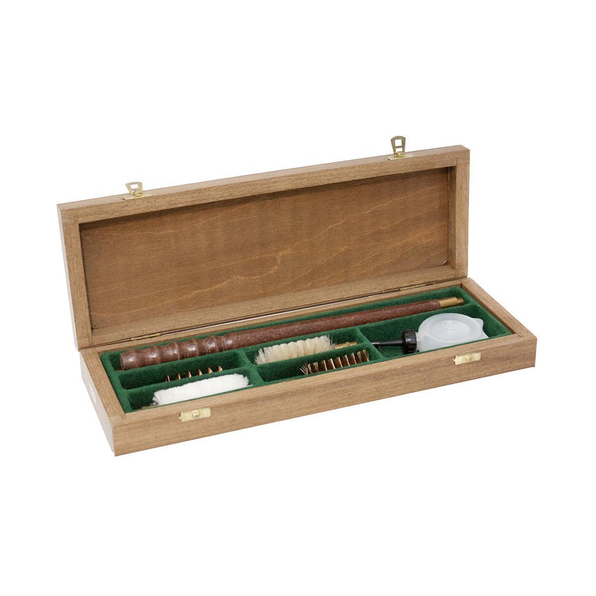 Bisley Wood Box 20G Shotgun Cleaning Kit