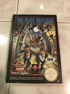 NINTENDO-NES-BLUES-BROTHERS-PAL-GIG-MINT