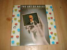 """THE ART OF NOISE with MAX HEADROOM 7""""-PARANOIMIA [CHINA] 7"""""""