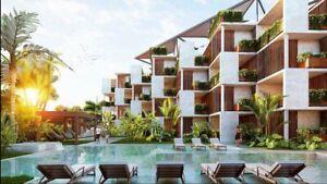 Departamentos en Pre-venta en Playa del Carmen