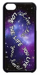 online store 71a7e 8b382 Details about Infinity In Space Stars Galaxy Love Life Hard Case Cover For  Apple iPod 4 5 6